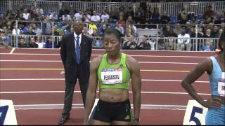 105th Millrose Games - Bianca Knight wins Women