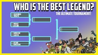 Who is My Best Legend? The Ultimate Apex Legends Tournament To Find Out