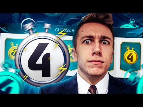 4 MINUTE DRAFT CHALLENGE!! (FIFA 16 Draft)