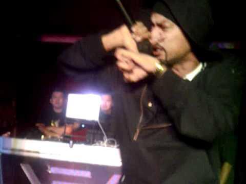 kali Denali~Bohemia & Jhind live  club visionz.3GP