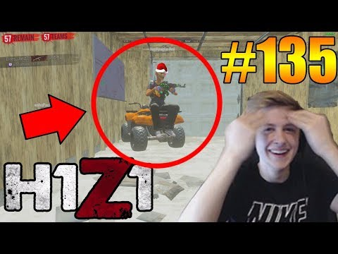 SYMFUHNY FINDS HILARIOUS PLAYER! (MERRY CHRISTMAS) H1Z1 - Oddshots & Funny Moments #135