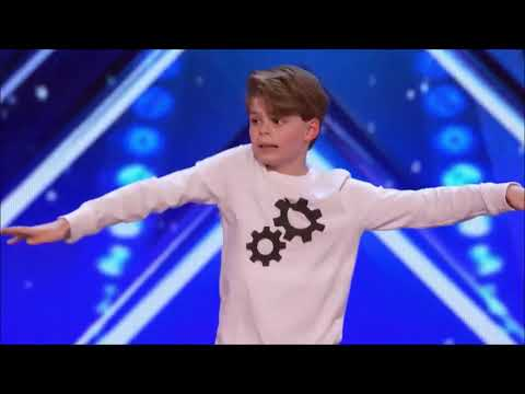 Download Lagu  12 YEAR OLD BOY DOES IN MY FEELINGS CHALLENGE ON AMERICAS GOT TALENT EMOTIONAL Mp3 Free