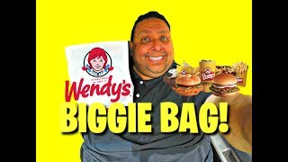 Wendy's® Biggie Bag REVIEW!