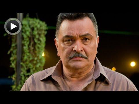 Rishi Kapoor As RAVIKANT - Aurangzeb