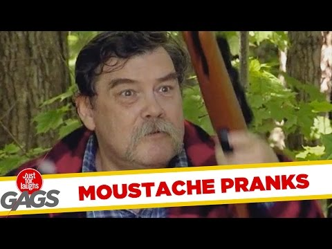 Movember Pranks - Best Of Just For Laughs Gags