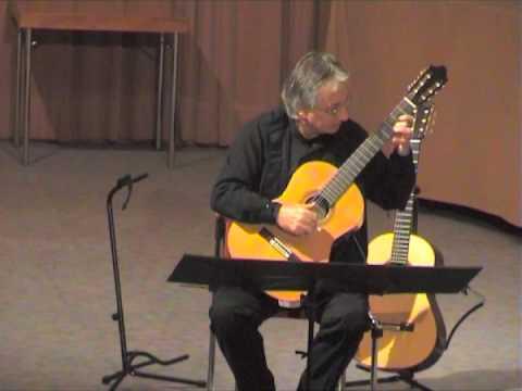 Alvaro Pierri - M.Llobet - Sor Variationen, Part 1