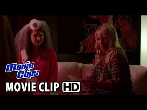 LAGGIES Movie Clip - Bachelorette Games (2014) - Keira Knightly, Chloë Grace Moretz HD