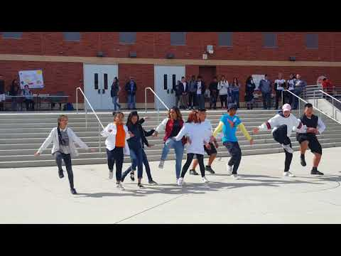 K-OSS Public School Performance - BTS - GO GO