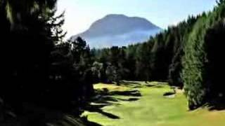 Wairakei Intenational Golf Course Taupo New Zealand