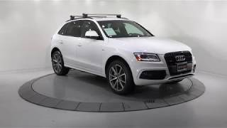 Pre-Owned 2016 Audi Q5 Quattro Premium Plus - GA038987