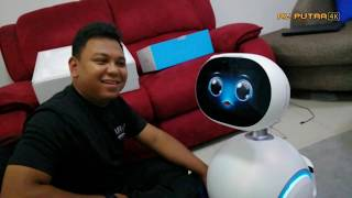 UNBOXING ROBOT ASUS ZENBO | FIRST IN MALAYSIA | HANDS-ON & REVIEW