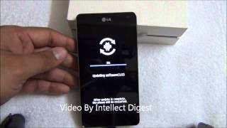 LG Optimus Software Update Procedure- Step By Step Video Tutorial