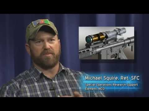 RAZAR Adaptive Zoom Rifle Scope