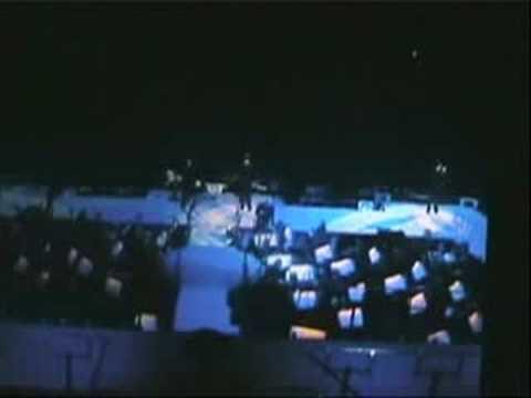 BARBARA STREISAND EUROPEAN TOUR 2007