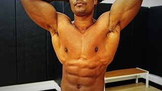 15 Minutes Six Pack Fat Burning Workout (Brandon Carter)