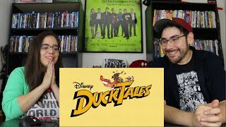 download lagu Ducktales - New Intro And Theme Song Reaction / gratis