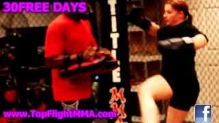 Top Flight MMA  |Women's MMA Training and Fitness programs| Harford Maryland