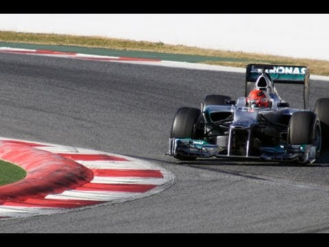 2012 Formule 1 Cars