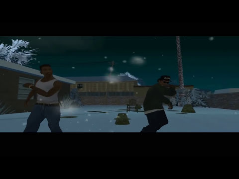 Gta San Andreas 2011 [Snow Andreas] 3