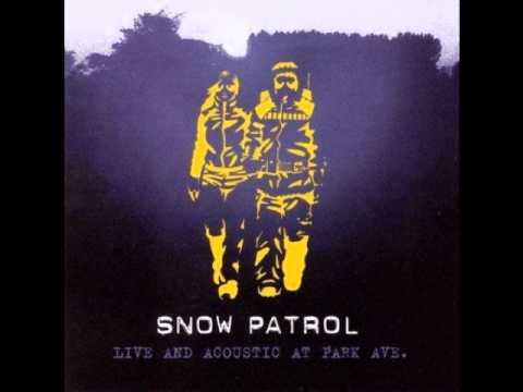 Snow Patrol - Chocolate (Acoustic)