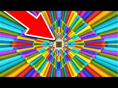 8 PORTALS TO MINECRAFT DROPPERS!