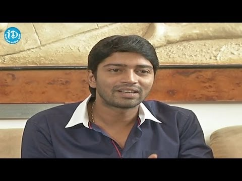 Allari Naresh Speech  Bandipotu Movie Launch - Allari Naresh...
