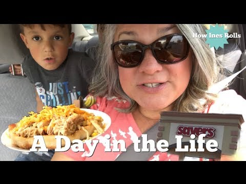 A Day in the Life | How to make Crockpot Chicken & Stuffing | Speed Cleaning & Some Vlogging
