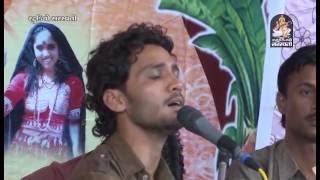Birju Barot Devraj Gadhvi Jugalbandhi 2016 Gujarati Dayro Bhavya Santvani Rampara - 1
