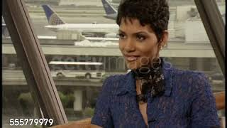 (1996) Halle Berry - Executive Decision Interview