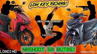 Racing Mio Soul vs Honda Click | Nashoot sa BUTAS! | Alignment Checking