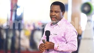 SCOAN 26/03/17: TB Joshua Message & Powerful Prayer Deliverance (Part 1/4)