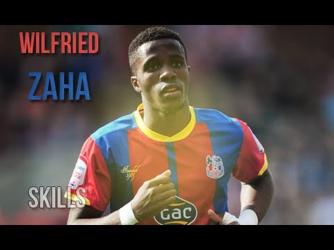Wilfried Zaha  Skills &amp; Goals HD 