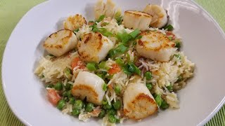 Download Song In the Kitchen: Scallop Risotto Free StafaMp3