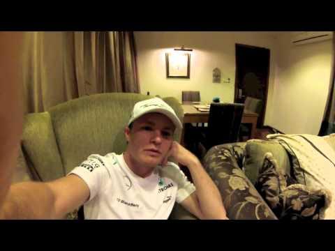 Nico Rosberg Renn-Analyse Malaysia 2013