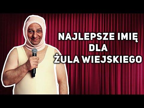 Najlepsze Imię Dla ŻULA WIEJSKIEGO (Grzegorz Halama 2012 Stand-up)