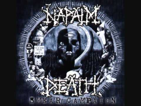 Napalm Death - Fatalist