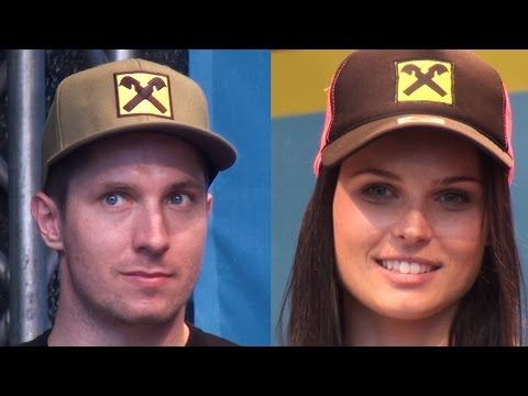 Marcel Hirscher & Anna Fenninger | Ski World Cup Champions 2014