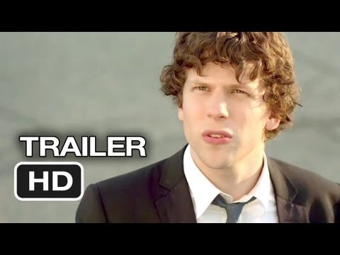Free Samples TRAILER 1 (2013) – Jesse Eisenberg, Jess Weixler Movie HD