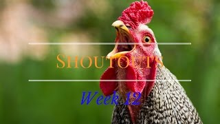 CHECK THESE PEOPLE OUT! | Shoutouts Week 12