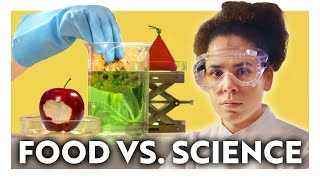 Science Doesn't Make Food Taste Better