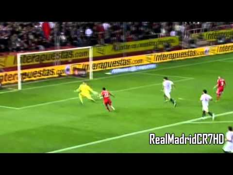 FC Sevilla vs Real Madrid Liga BBVA 11/12 | (2:6) All Goals & Highlights - 17.12.2011|FULL HD