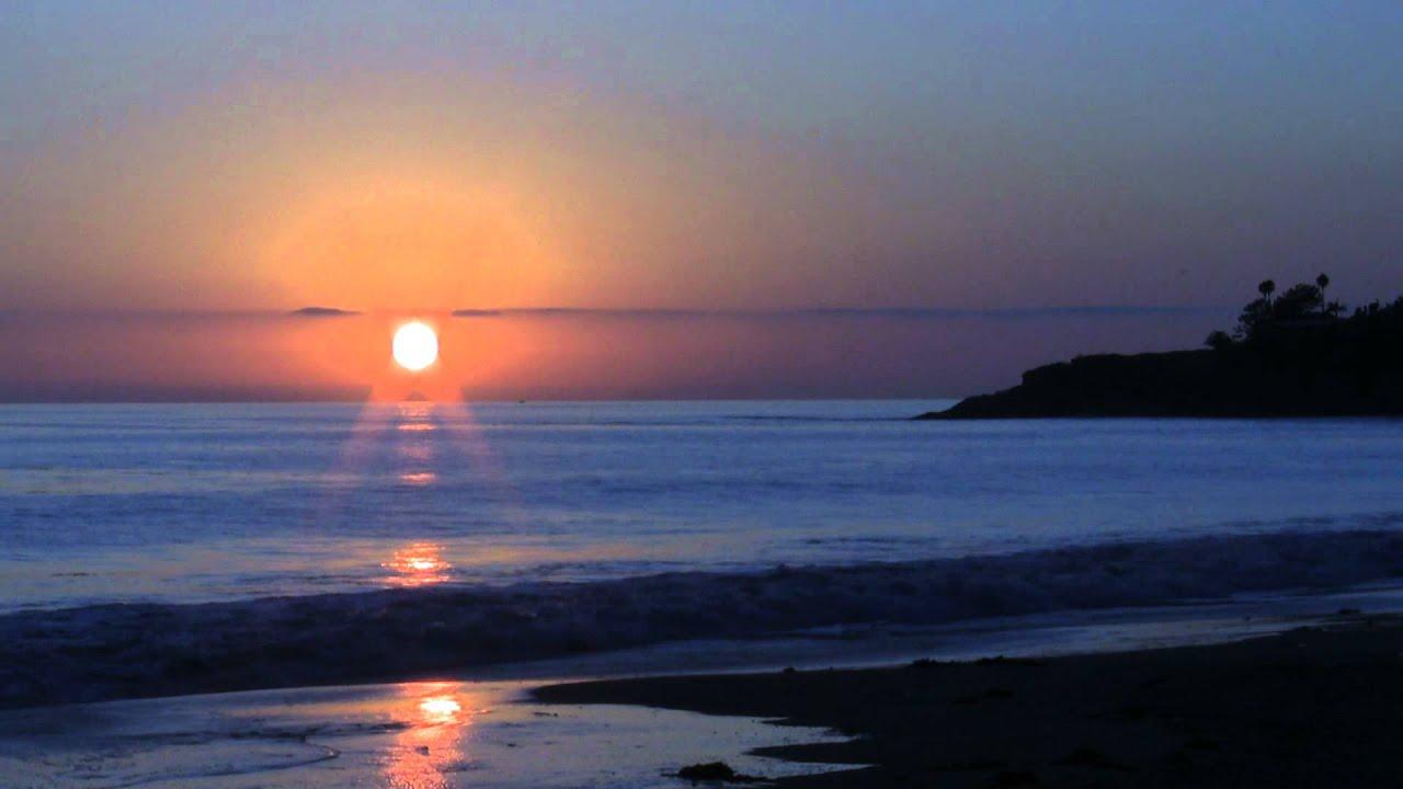 Salt Creek Beach ca Sunset at Salt Creek Beach