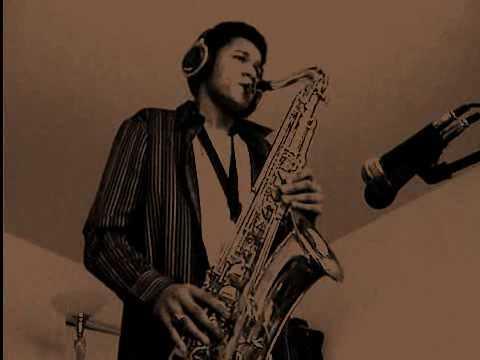 Brown ft. Keri Hilson - Superhuman - Tenor Saxophone by charlez360