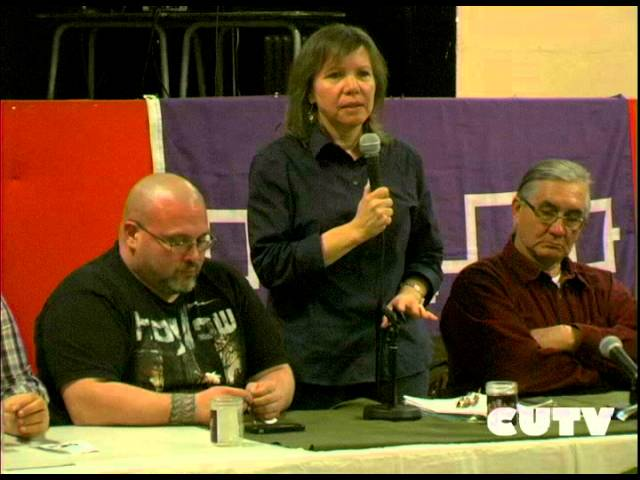 Full Discussion - Indigenous Uprising Decolonizing Canada. March 14th 2013.
