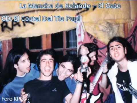 Mancha de Rolando - El Gato