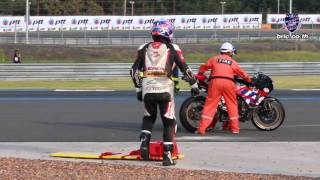 Highlight Asia Road Racing 2015 Rounds 6 | Super Sport 600 cc. Race 1