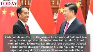 China Jadi Masalah Dalam Pilpres Di Indonesia