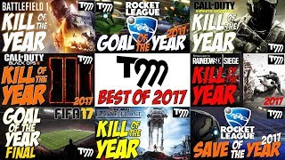 THE BEST OF THE BEST 2017 - All the Winners YOU voted for!!
