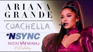 ARICHELLA • THE MEGAMIX (ft NSYNC, Nicki Minaj, Diddy & Mase)