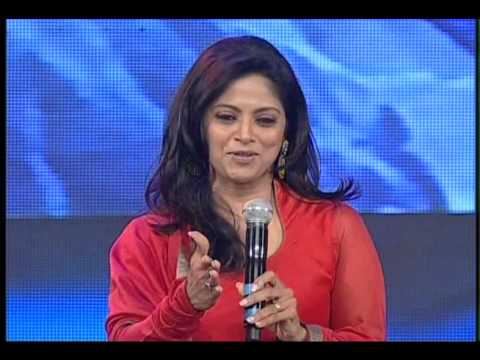 Nadhiya speech at Atharintiki Daaredi thank you meet - idlebrain.com